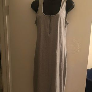 Like new Cotton On bodycon midi dress sz L